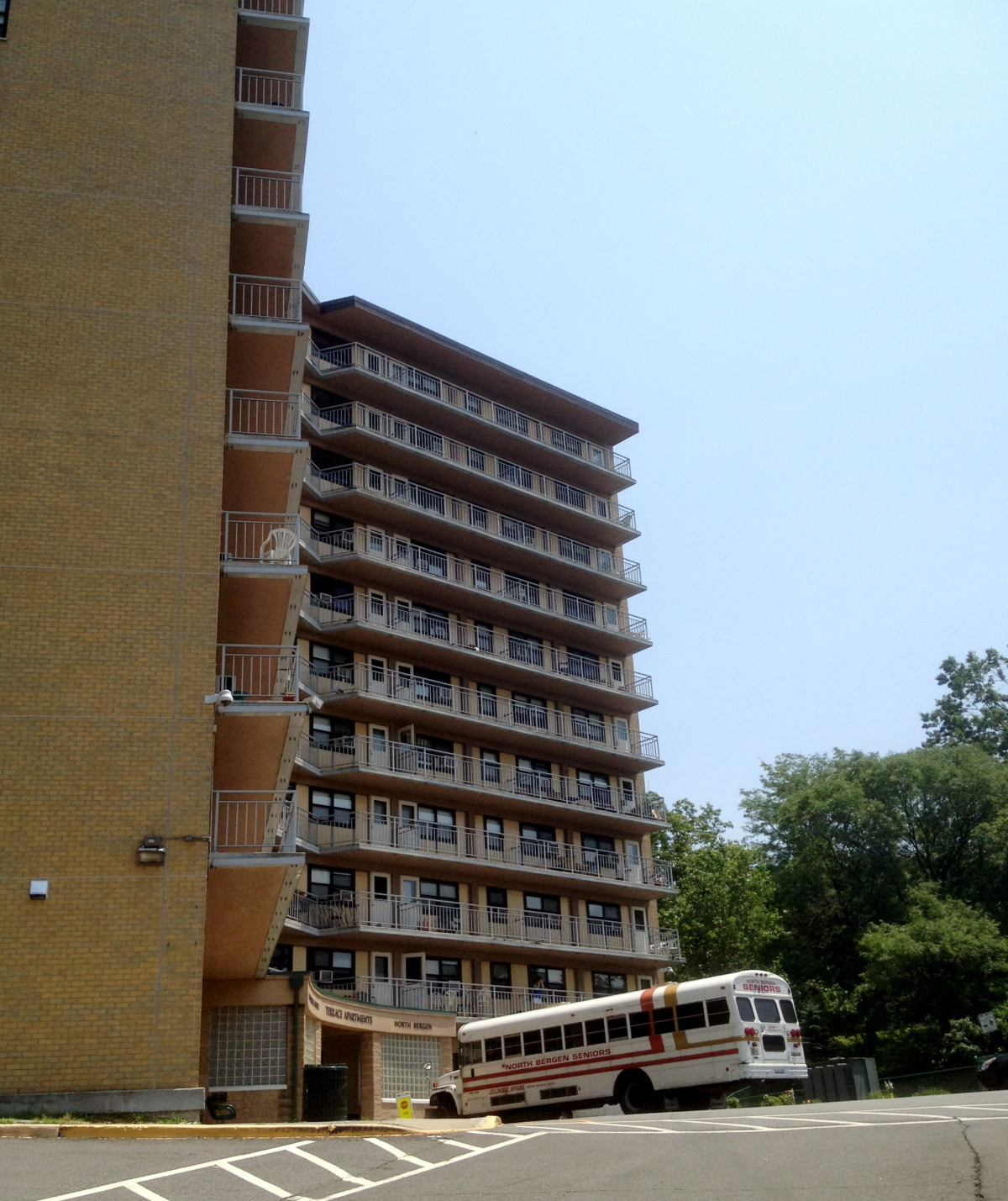 Terrace Apartments: North Bergen Housing Authority